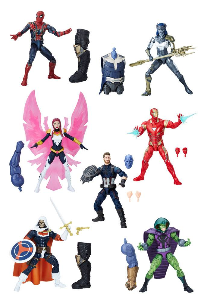 Marvel Legends Series Action Figures 15 cm Avengers 2018 Wave 1