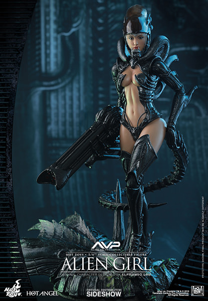 Alien vs Predator: Hot Angel Series - Alien Girl 1:6 Scale Figure