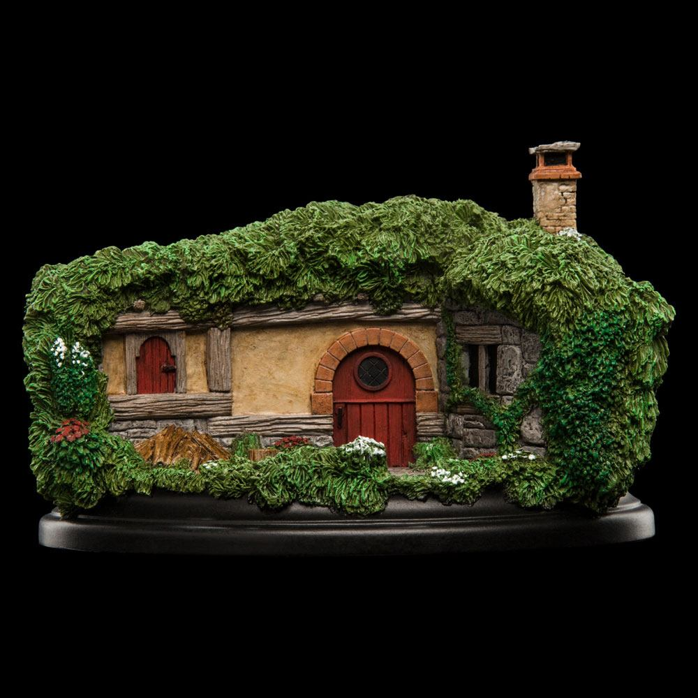 The Hobbit An Unexpected Journey Statue 34 Lakeside 9 cm
