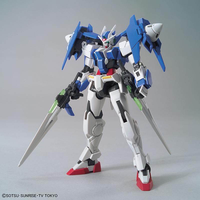 HGBD High Grade Gundam 00 Diver 1/144