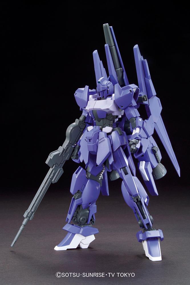 HGBF High Grade Gundam Mega-Shiki 1/144