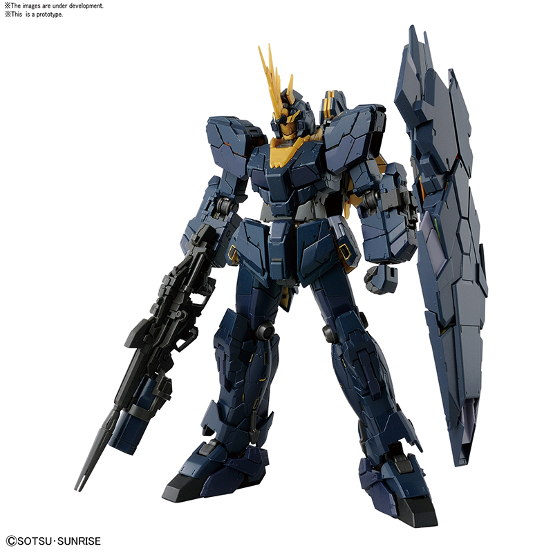 RG Real Grade Gundam Unicorn Banshee Norn 1/144