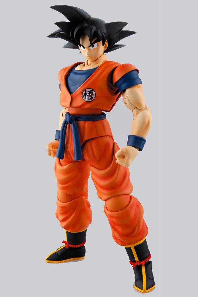 Master Grade Figure Rise MG Son Goku 1/8