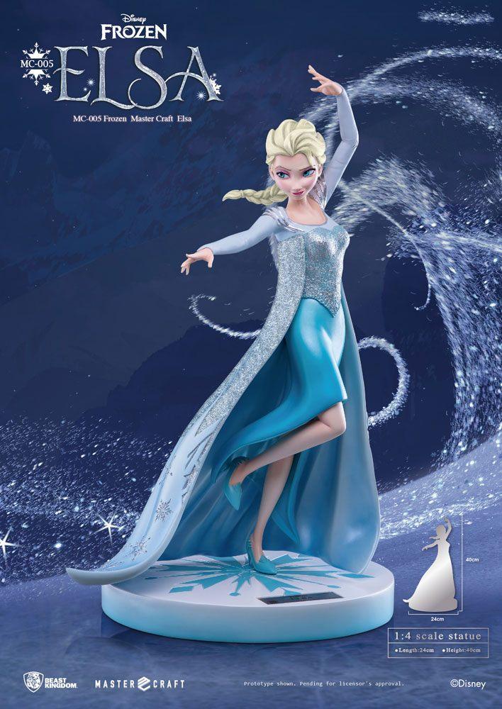 Frozen Master Craft Statue 1/4 Elsa of Arendelle 45 cm