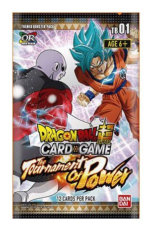 Dragonball Super Card Game Season 1 Booster The Tournament of Power
