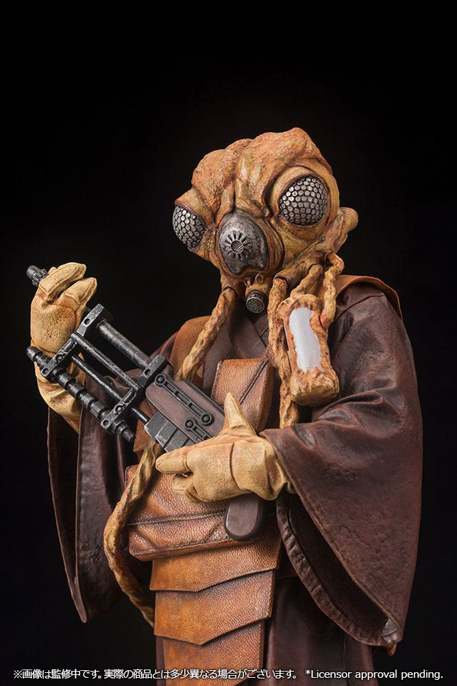 Star Wars ARTFX+ Statue 1/10 Bounty Hunter Zuckuss 17 cm