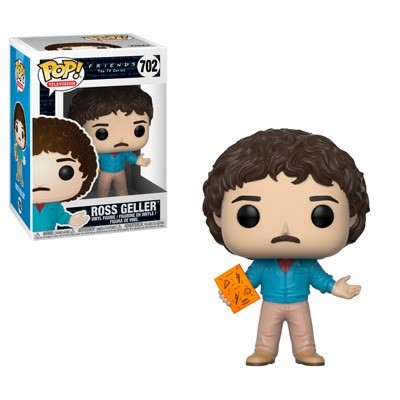Pop! TV: Friends - 80's Ross Vinyl Figure 10 cm