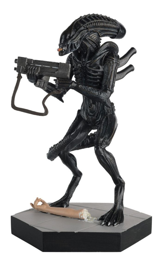 The Alien & Predator Figurine Collection Jeri the Synthetic 13 cm