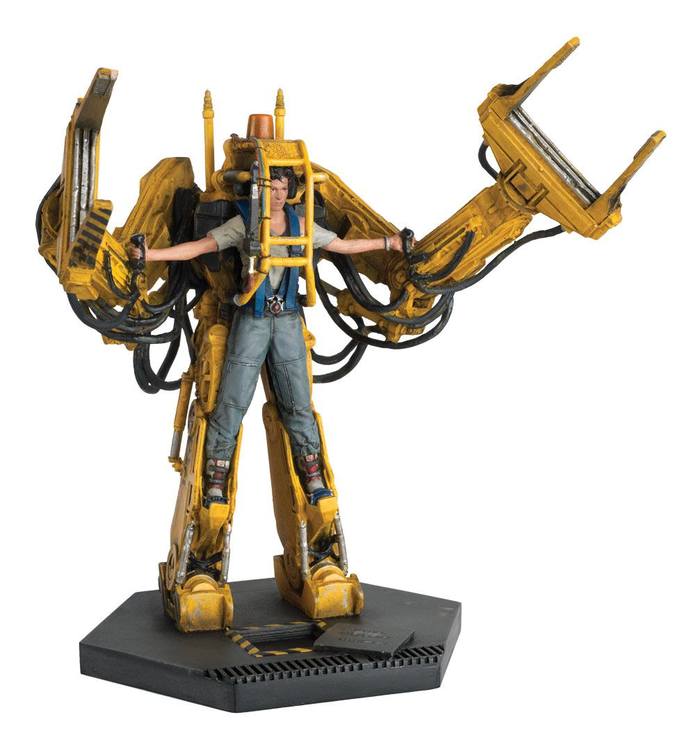 The Alien & Predator Figurine Collection Special Statue Power Loader 19 cm