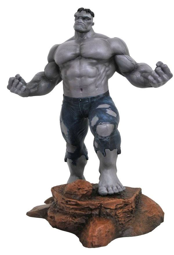 Marvel Gallery PVC Statue Grey Hulk SDCC 2018 Exclsusive Edition 28 cm