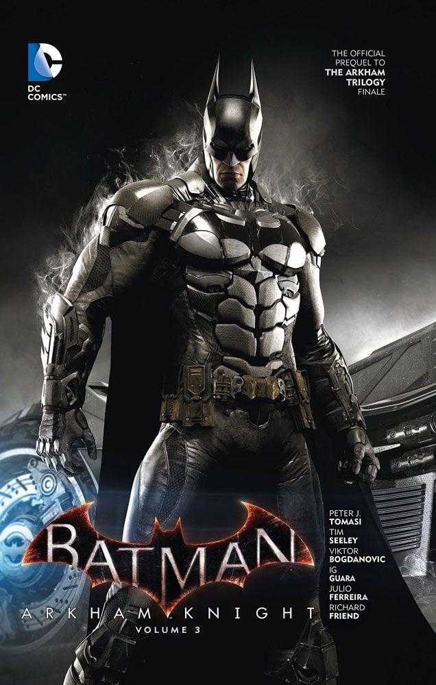DC Comics Comic Book Batman Arkham Knight Vol. 3 by Peter Tomasi
