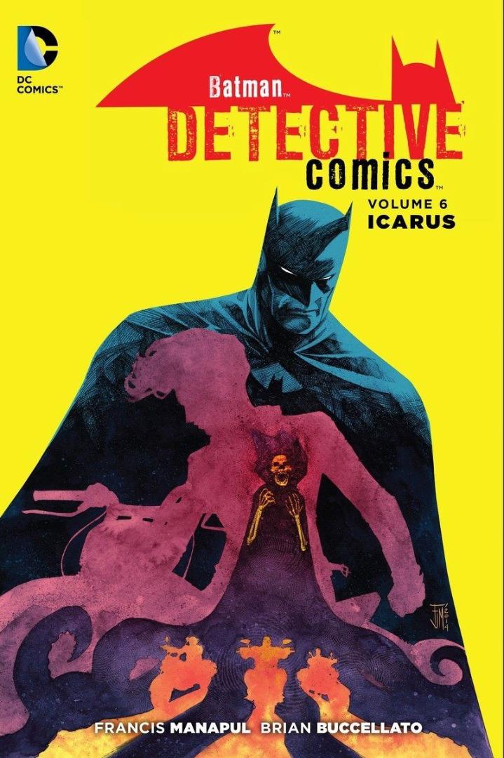 DC Comics Comic Book Batman Detective Vol. 6 Icarus (The New 52) by Francis