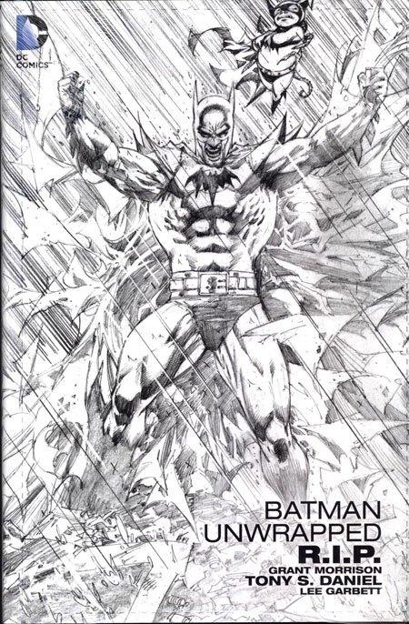DC Comics Comic Book Batman R.I.P. Unwrapped by Grant Morrison