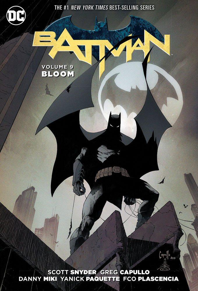 DC Comics Comic Book Batman Vol. 09 Bloom by Scott Snyder