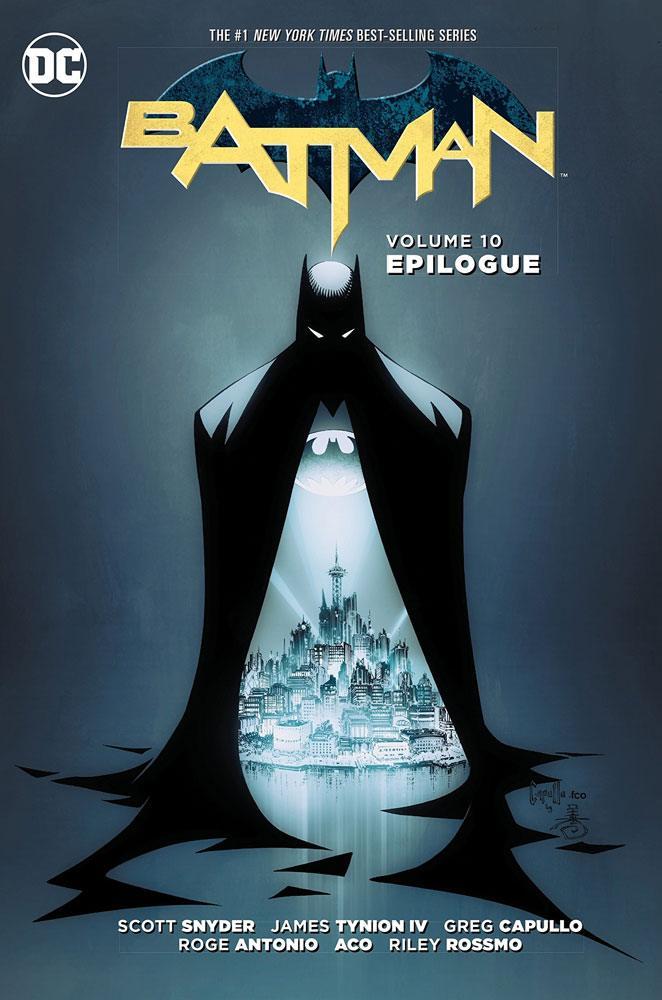 DC Comics Comic Book Batman Vol. 10 Epilogue by Scott Snyder