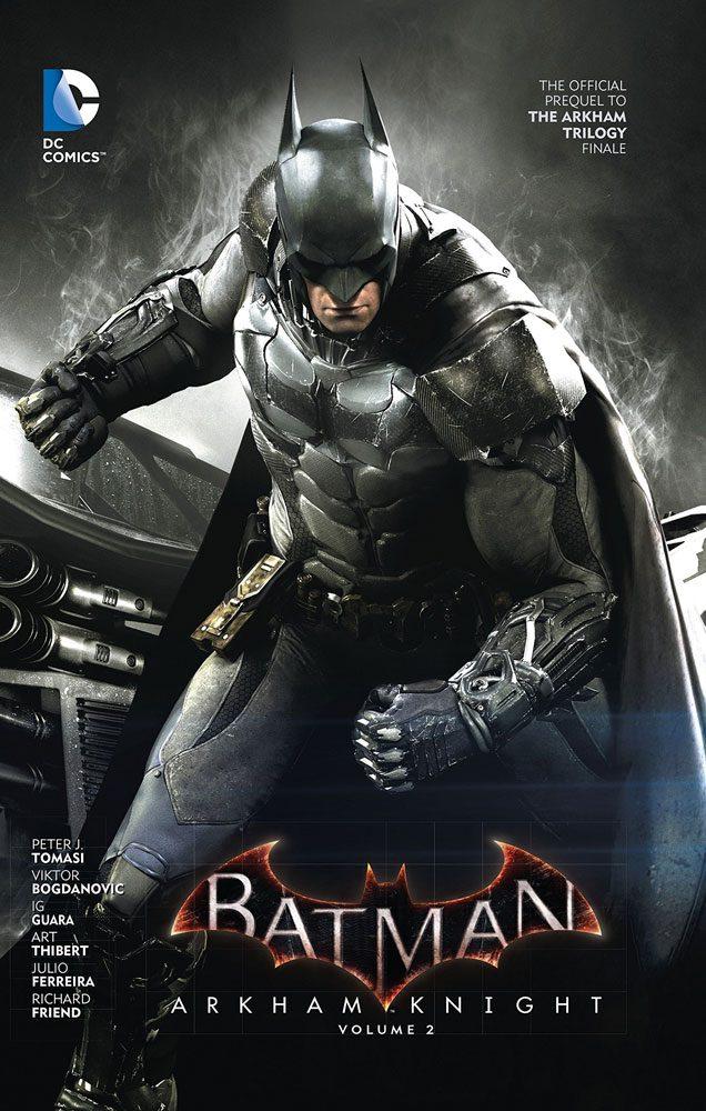 DC Comics Comic Book Batman Vol. 2 Arkham Knight by Peter Tomasi