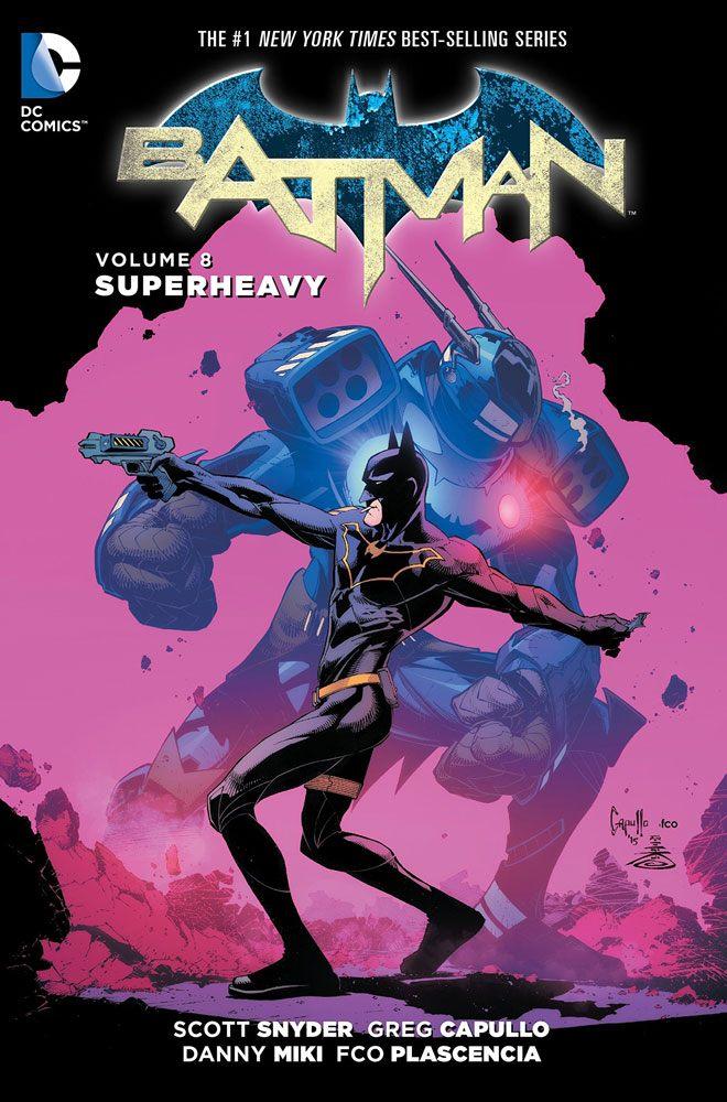 DC Comics Comic Book Batman Vol. 8 Superheavy by Scott Snyder