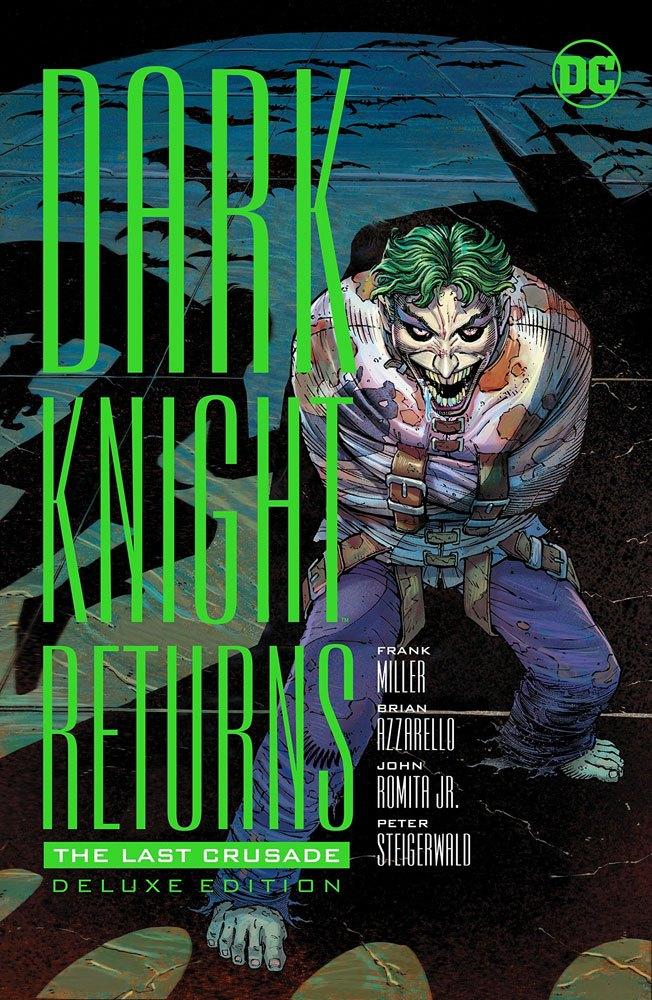 DC Comics Comic Book Dark Knight Returns The Last Crusade by Frank Miller