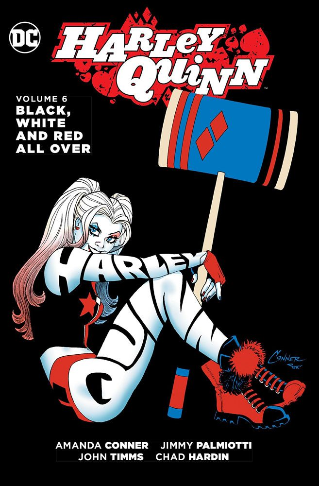 DC Comics Comic Book Harley Quinn Vol. 6 by Amanda Conner