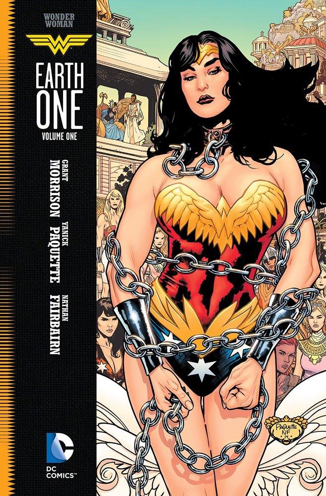 DC Comics Comic Book Wonder Woman Vol. 1 Earth One by Grant Morrison
