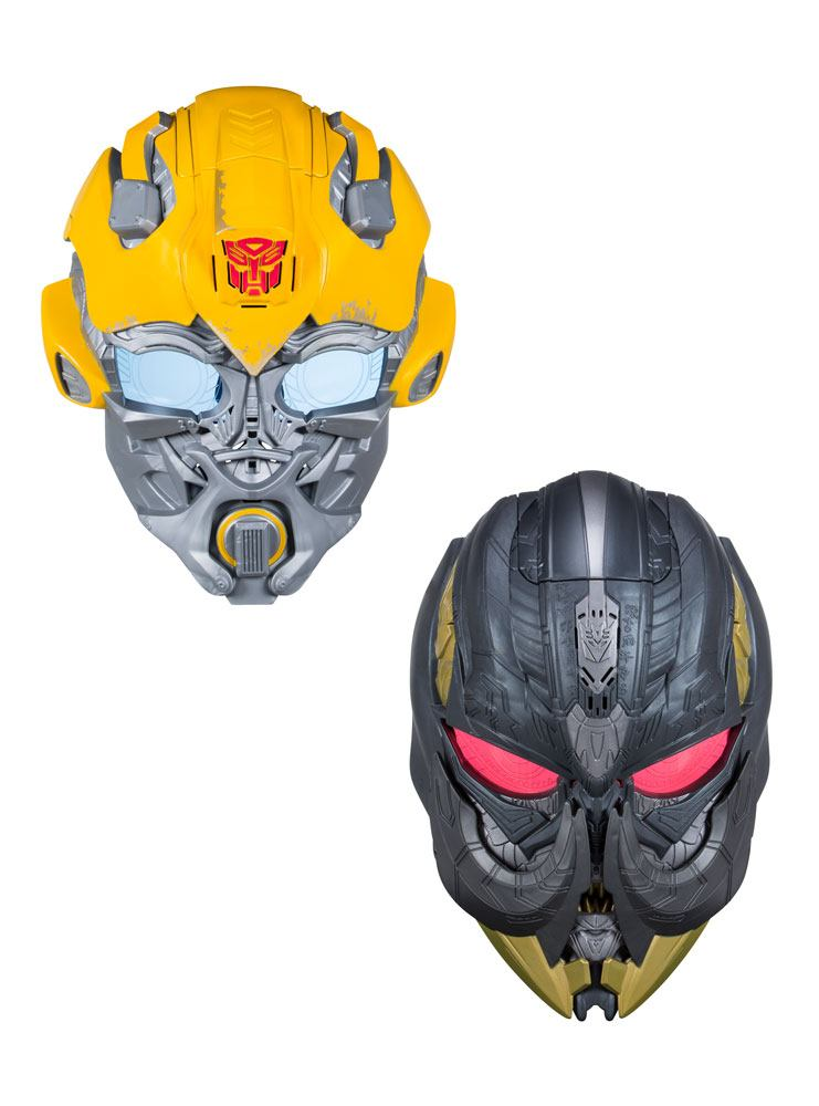 Transformers The Last Knight Voice Changer Mask Assortment