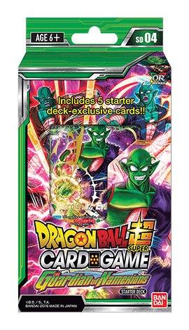 Dragonball Super Card Game Season 4 Starter Deck The Guardian of Namekians