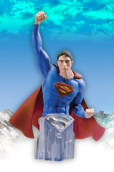 Superman Returns Superman Resin Bust 18 cm