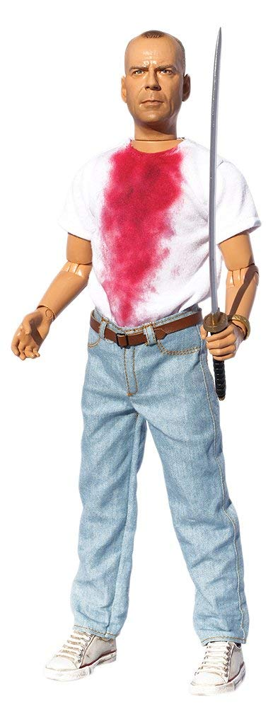 Pulp Fiction Butch Coolidge Explicit Talking Figure 33 cm