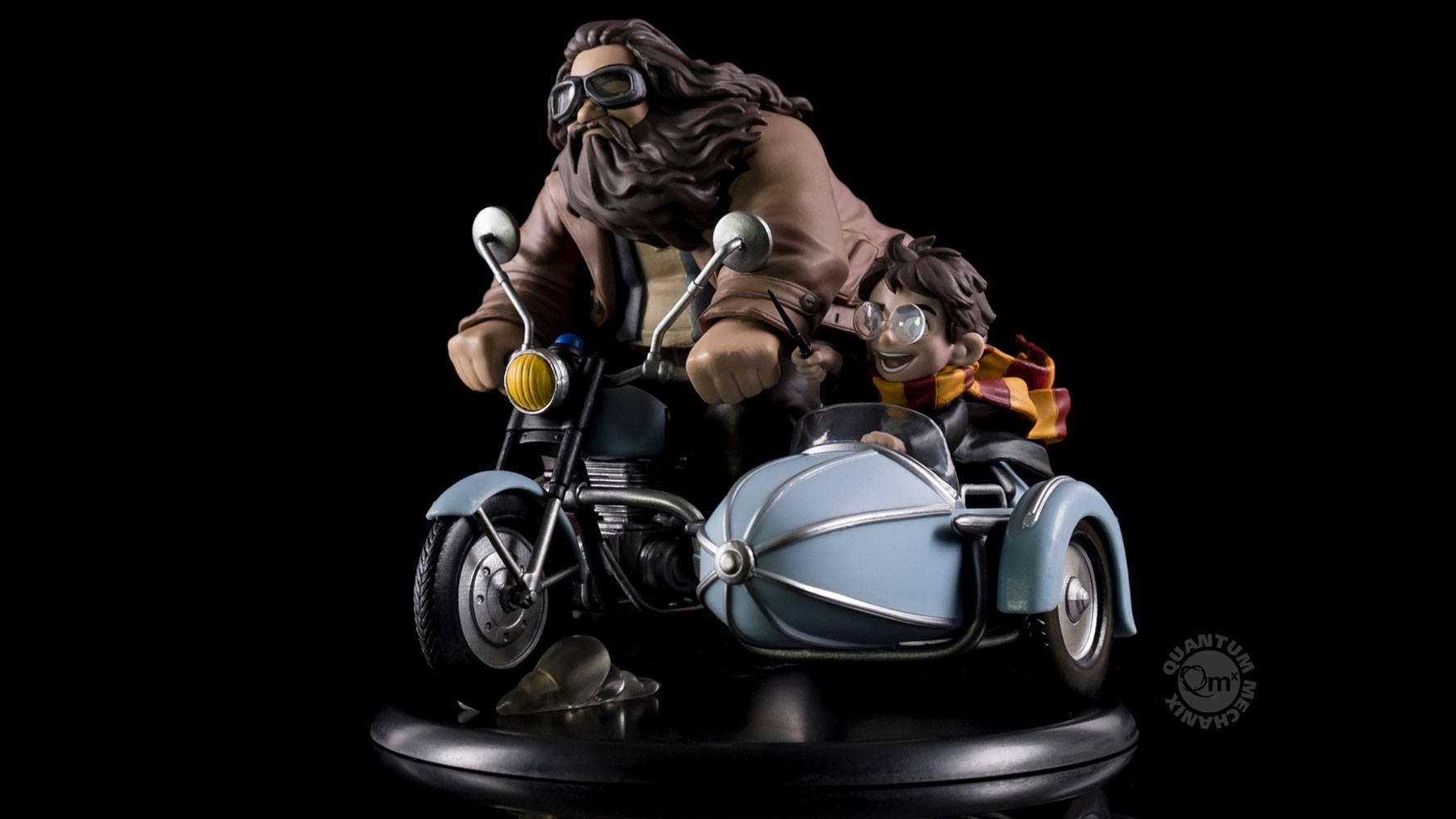 Harry Potter Q-Fig MAX Diorama Harry Potter & Rubeus Hagrid 15 cm