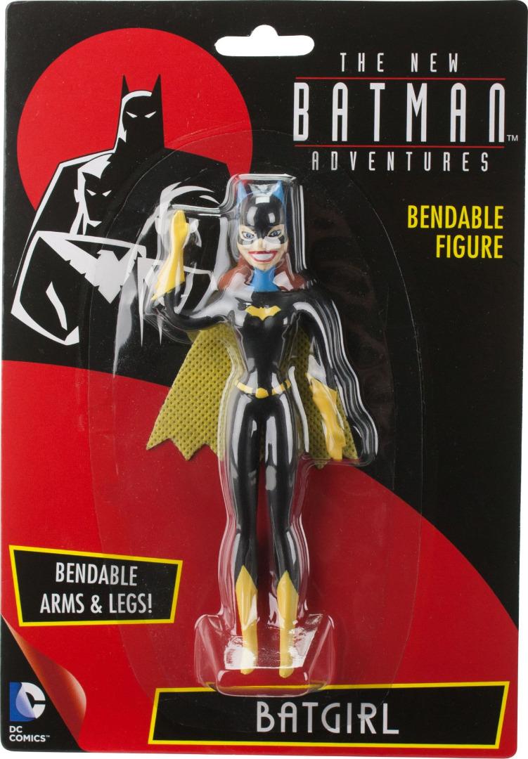 DC Comics: Batgirl The New Batman Adventures Bendable Figure 14 cm