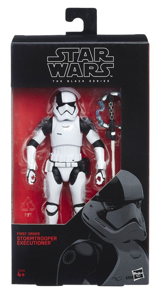 Star Wars Episode VII Black Series AF First Order Stormtrooper Executioner