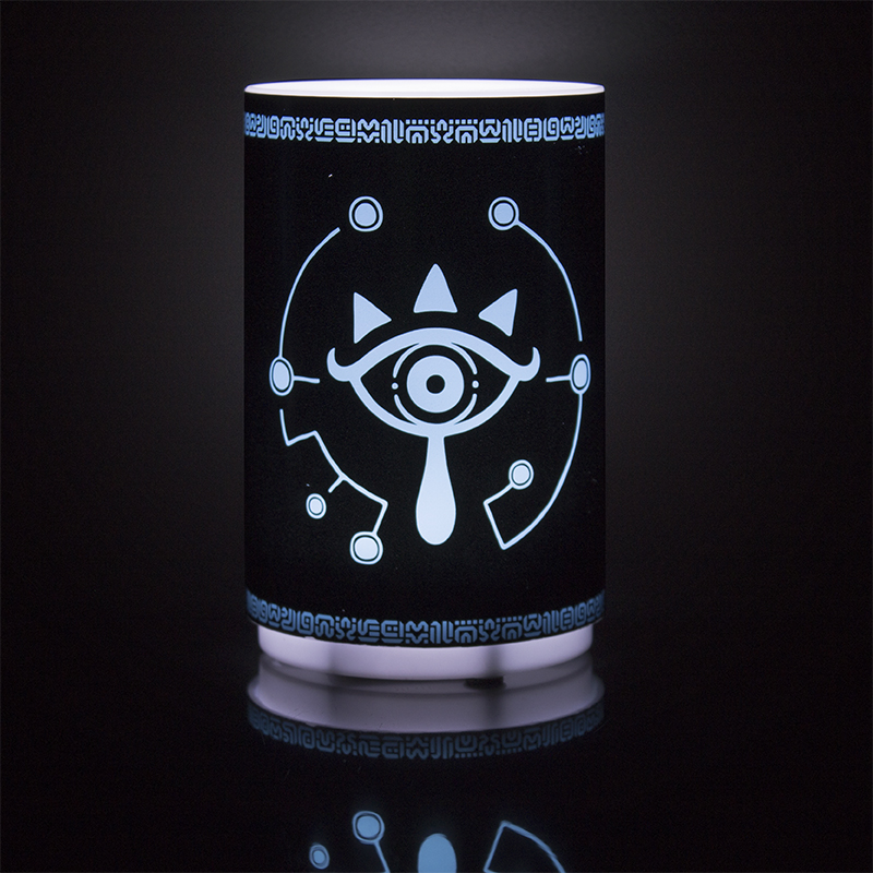 The Legend of Zelda: Sheikah Eye Mini Light with try me