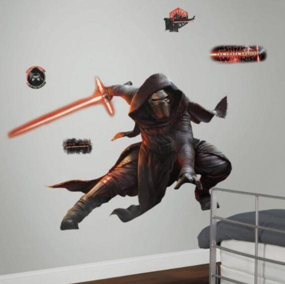 Star Wars Episode VII: Kylo Ren Glow in the Dark 69 x 9 x 6.4 cm