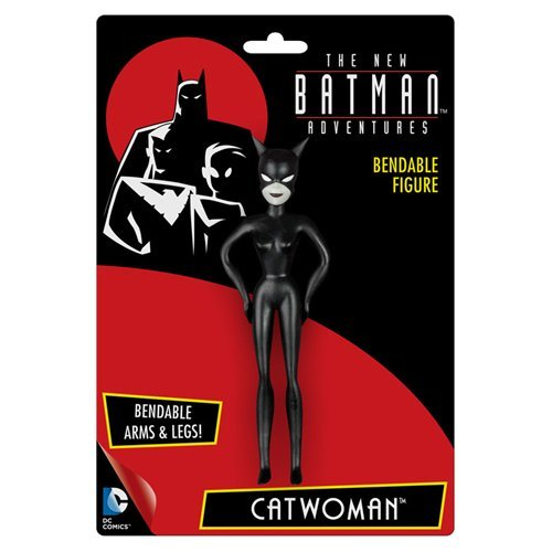 DC Comics: Catwoman TNBA Bendable Figure 13 cm