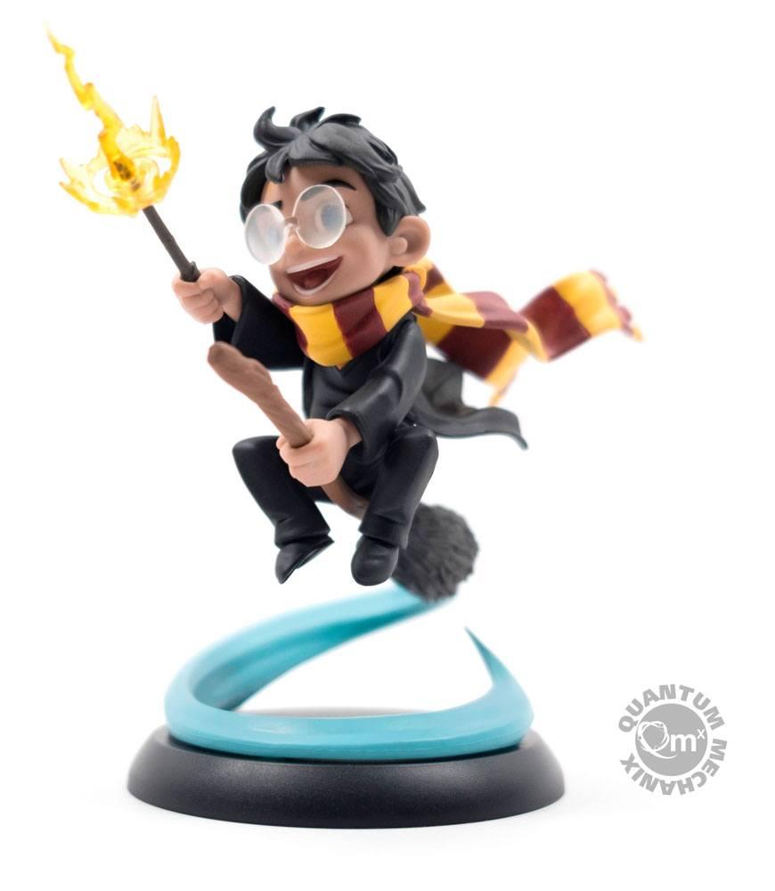 Harry Potter Q-Fig Figure Harry Potter's First Flight 10 cm