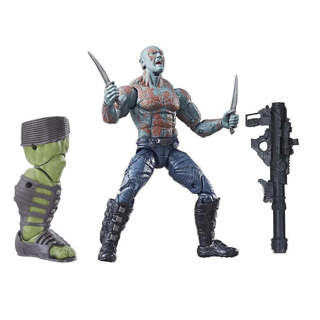 Action Figure Marvel Legends Séries - Guardians of the Galaxy 2 Drax 15 cm