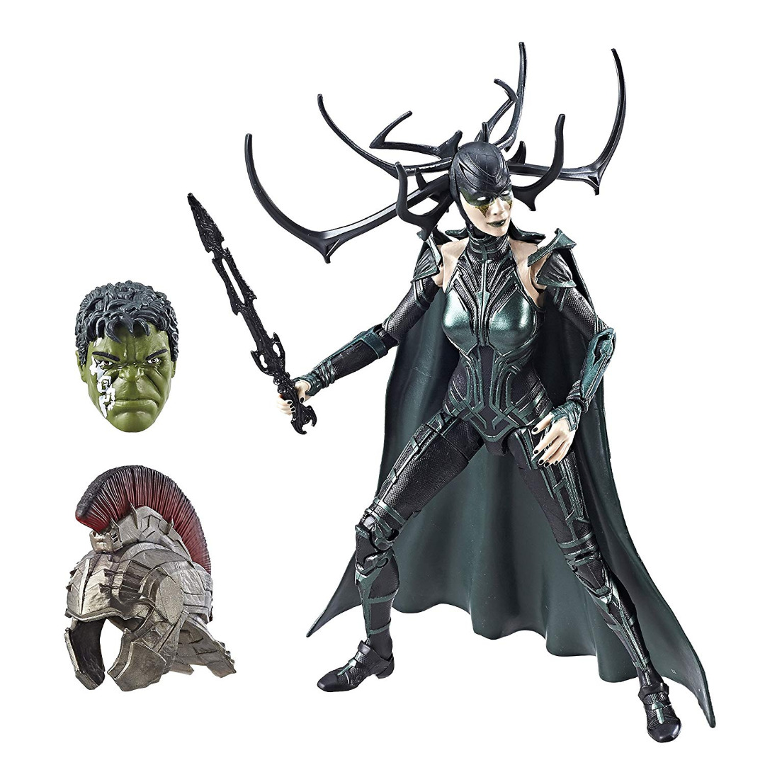 Action Figure Marvel Legends Séries Thor Ragnarok - Hela 15 cm