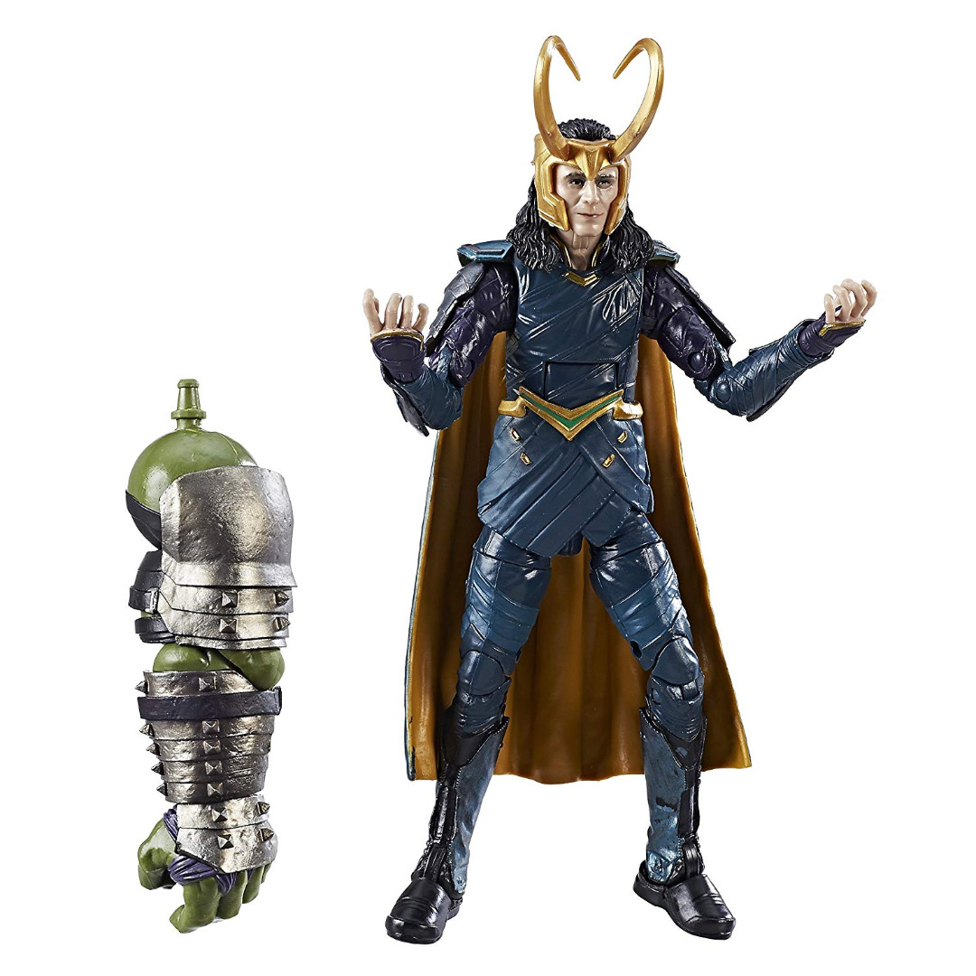 Action Figure Marvel Legends Séries Thor Ragnarok - Loki 15 cm