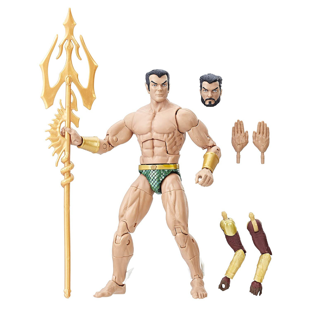 Action Figure Marvel Legends Séries Sub-Mariner 15 cm