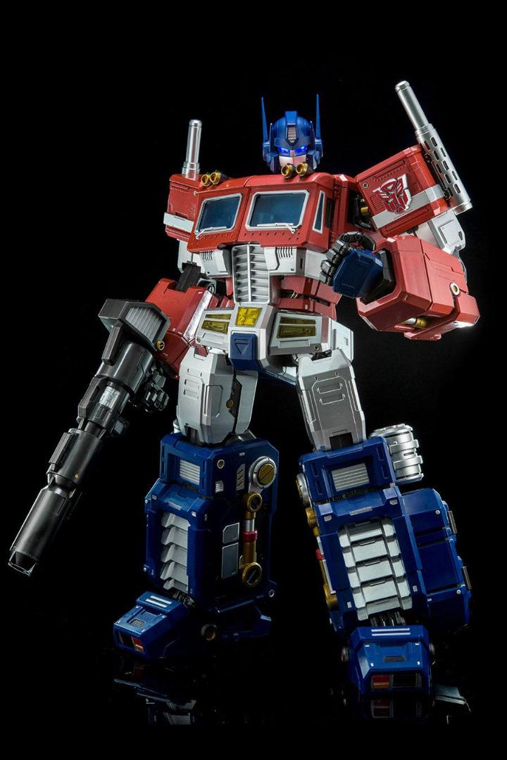 Transformers Light-Up Action Figure Optimus Prime 48 cm