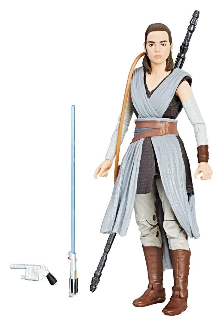 Star Wars Black Series Action Figures Rey (Jedi Training) 15 cm