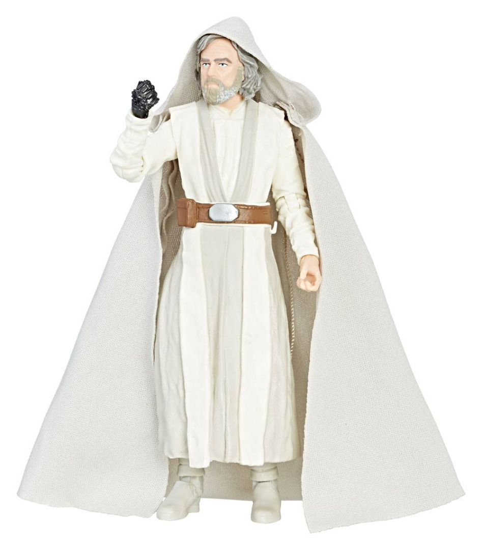 Star Wars Black Series Action Figures Luke Skywalker (Jedi Master) 15 cm