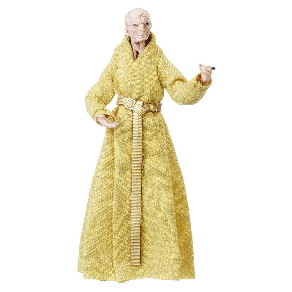Star Wars Black Series Action Figures  Supreme Leader Snoke 15 cm