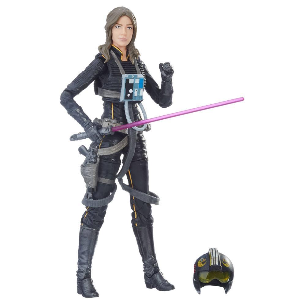 Star Wars Black Series Action Figures  Jaina Solo (Legends) 15 cm