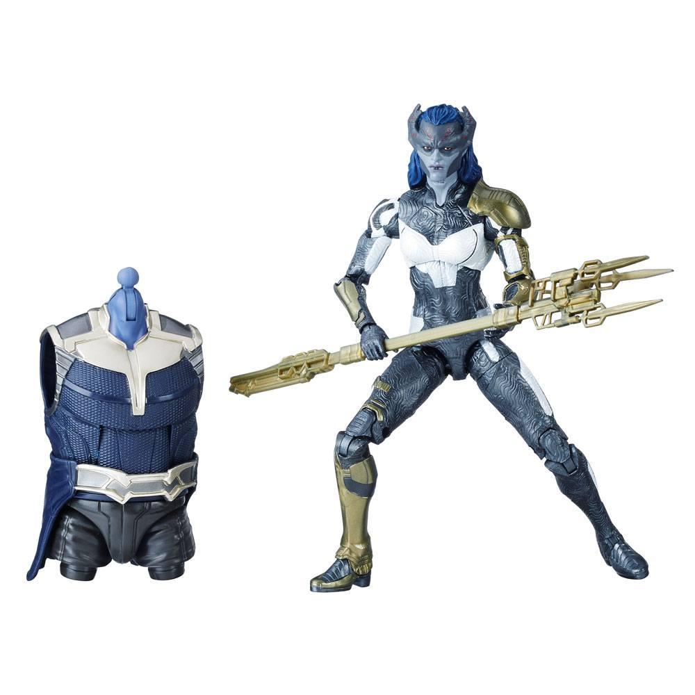 Action Figure Marvel Legends Séries Proxima Midnight (Comics) 15 cm
