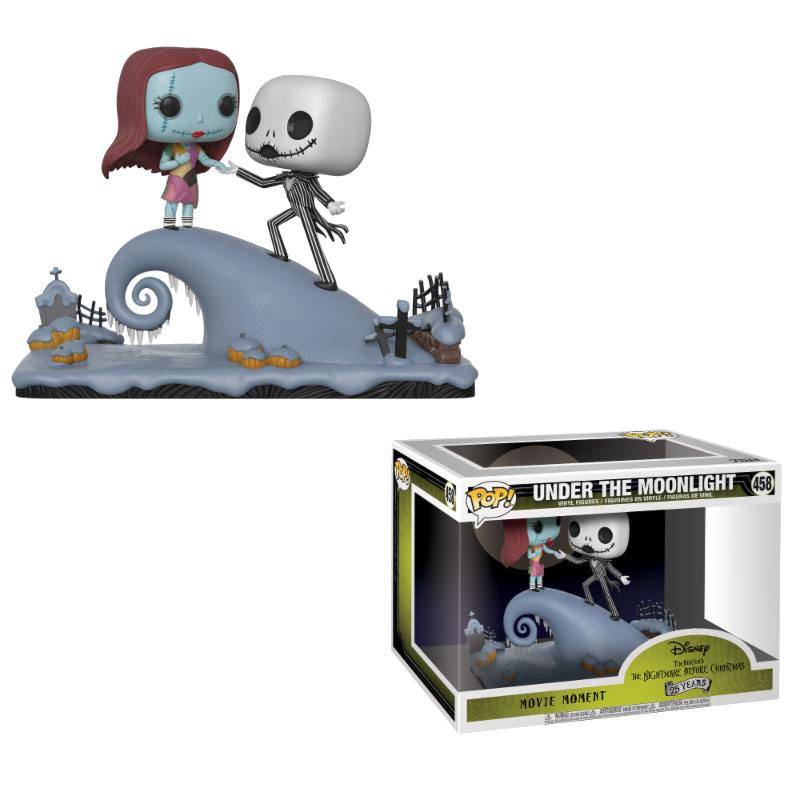 Pop! Disney: Movie Moment - NBC Jack and Sally on the Hill Vinyl Figure
