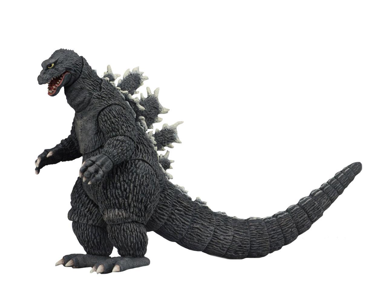 King Kong vs. Godzilla Head to Tail Action Figure 1962 Godzilla 30 cm