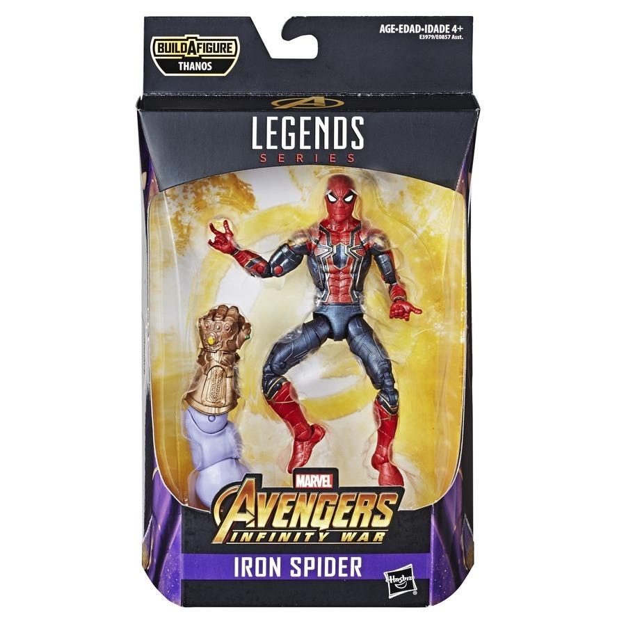 Action Figure Marvel Legends Séries Iron Spider (Avengers: Infin War) 15 cm