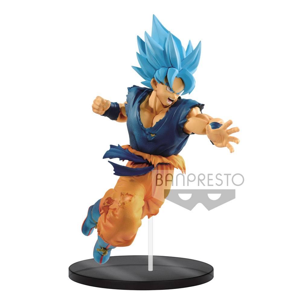Dragonball Super Movie Ultimate Soldiers Super Saiyan God  Son Goku 20 cm