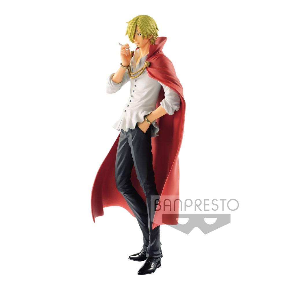 One Piece Glitter & Brave Figure Sanji 26 cm